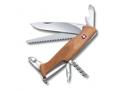 vreckovy svajciarsky noz victorinox ranger wood 55 0.9561.63 1