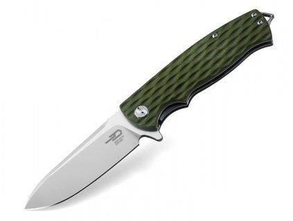 Nôž Bestech Grampus Green BG02B