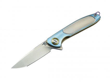 Nôž Bestech Sapphire BT1705B Blue & Silver