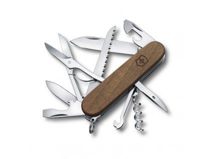 noz victorinox huntsman wood 13711.63 1