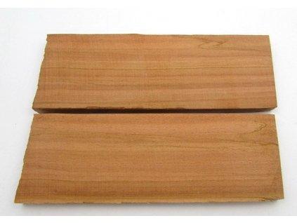 drevo na rukovat noz plum scales x2 16357 min