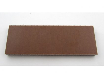 micarta brown linen small 8134
