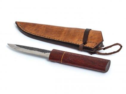 Nôž Jakutský - O2, Padouk