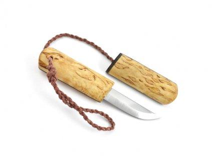 noz erapuu pocket knife curly birch 2 min