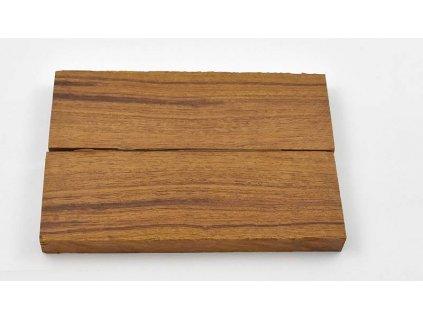 Drevo Desert Ironwood svetlé - Scales 2ks