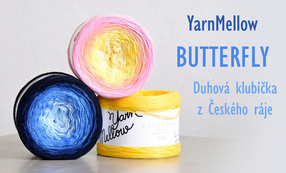 YarnMellow Butterfly