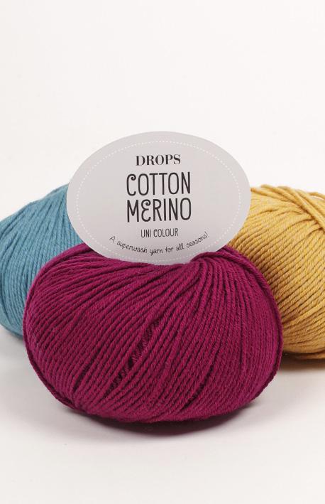 DROPS Cotton Merino