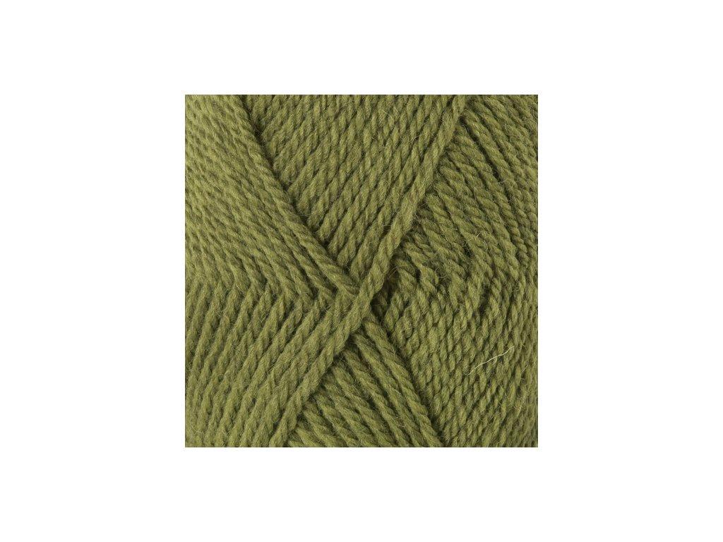 DROPS Alaska uni colour 45 - světlá olivová