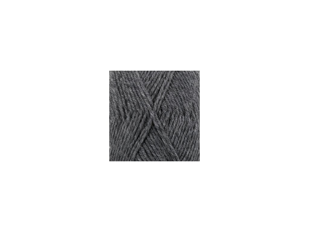 DROPS Karisma mix 16 - tmavá šedá