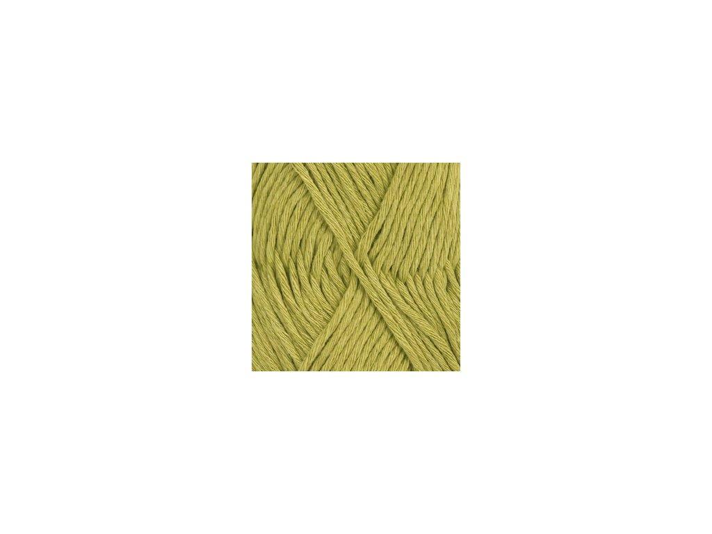 DROPS Cotton Light uni colour 11 - jablková