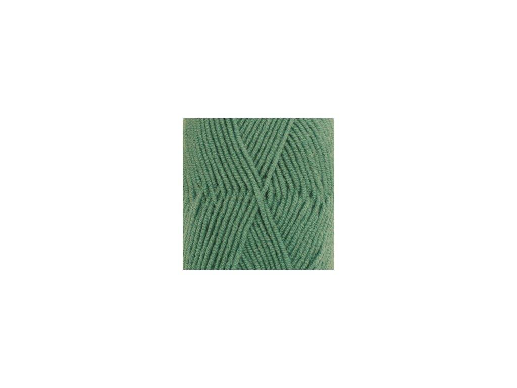 DROPS Merino Extra Fine uni colour 31 - jedlově zelená