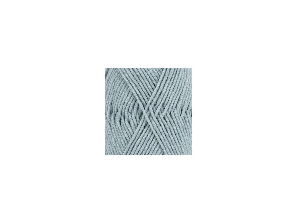 DROPS Merino Extra Fine uni colour 38 - modrá mlha