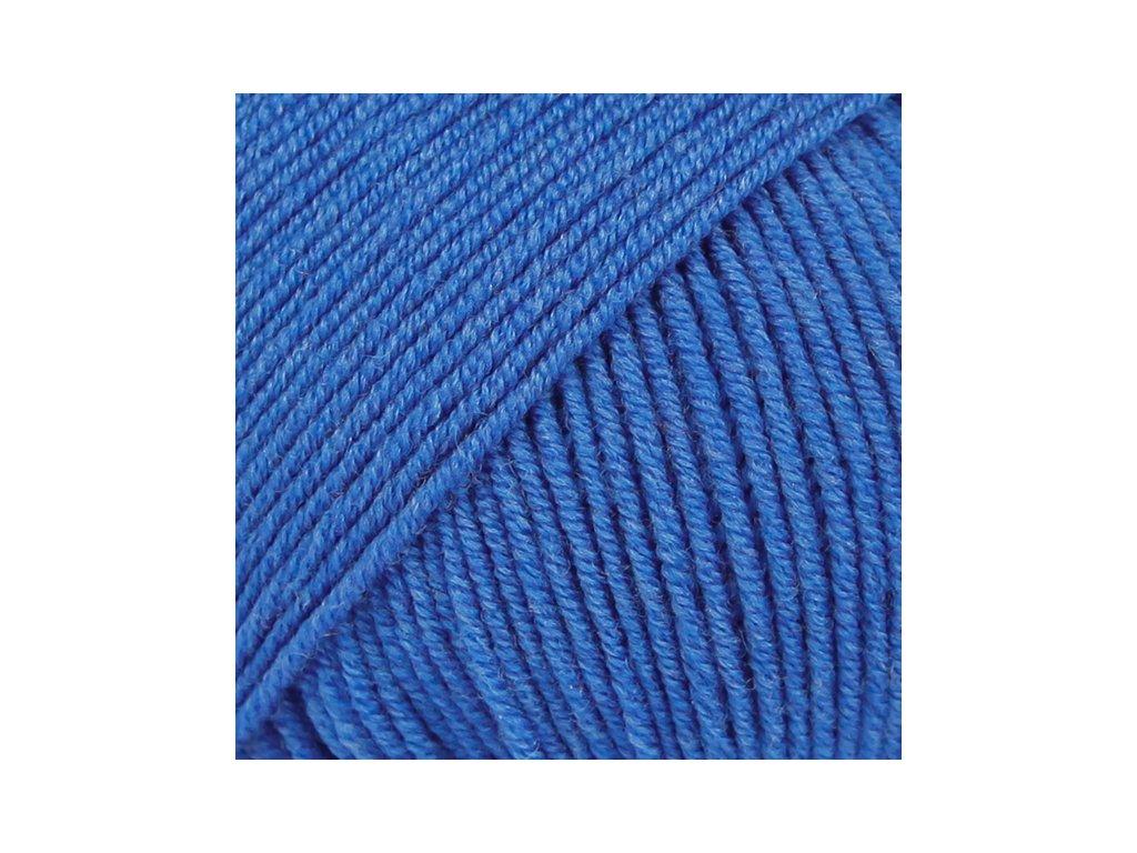 DROPS Baby Merino uni colour 33 - jasná modrá