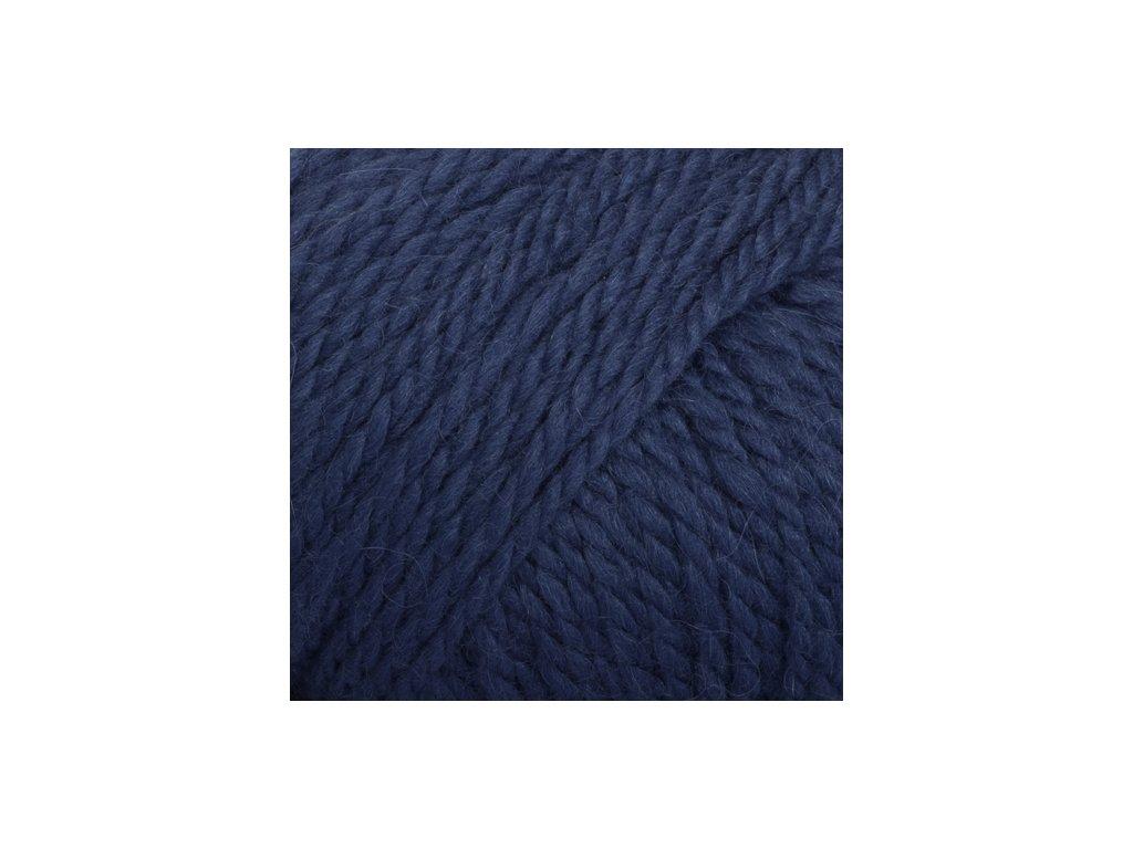 DROPS Andes uni colour 6928 - modrá