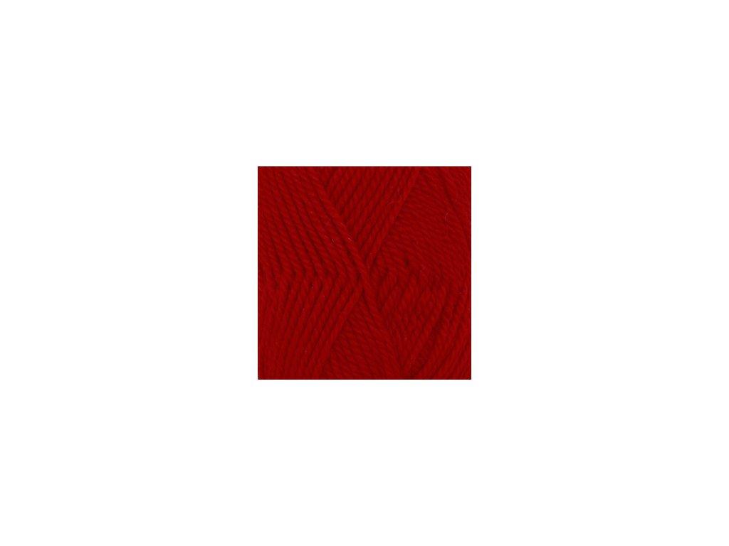 DROPS Nepal uni colour 3620 - červená