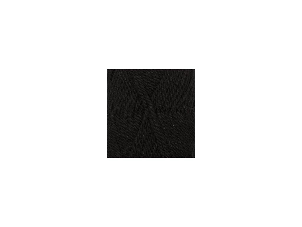 DROPS Nepal uni colour 8903 - černá