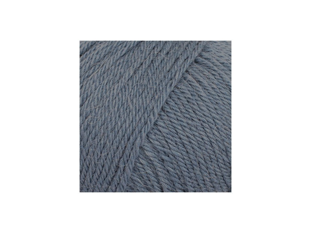 DROPS Puna uni colour 14 - džínová modrá