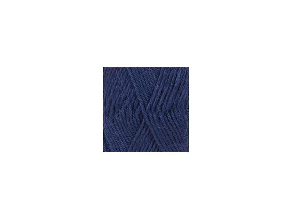 DROPS Lima uni colour 9016 - navy modrá