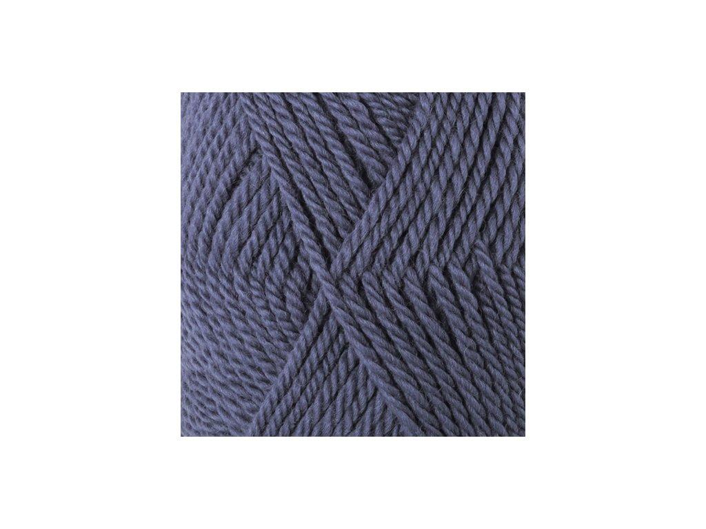 DROPS Alaska uni colour 57 - džínová modrá