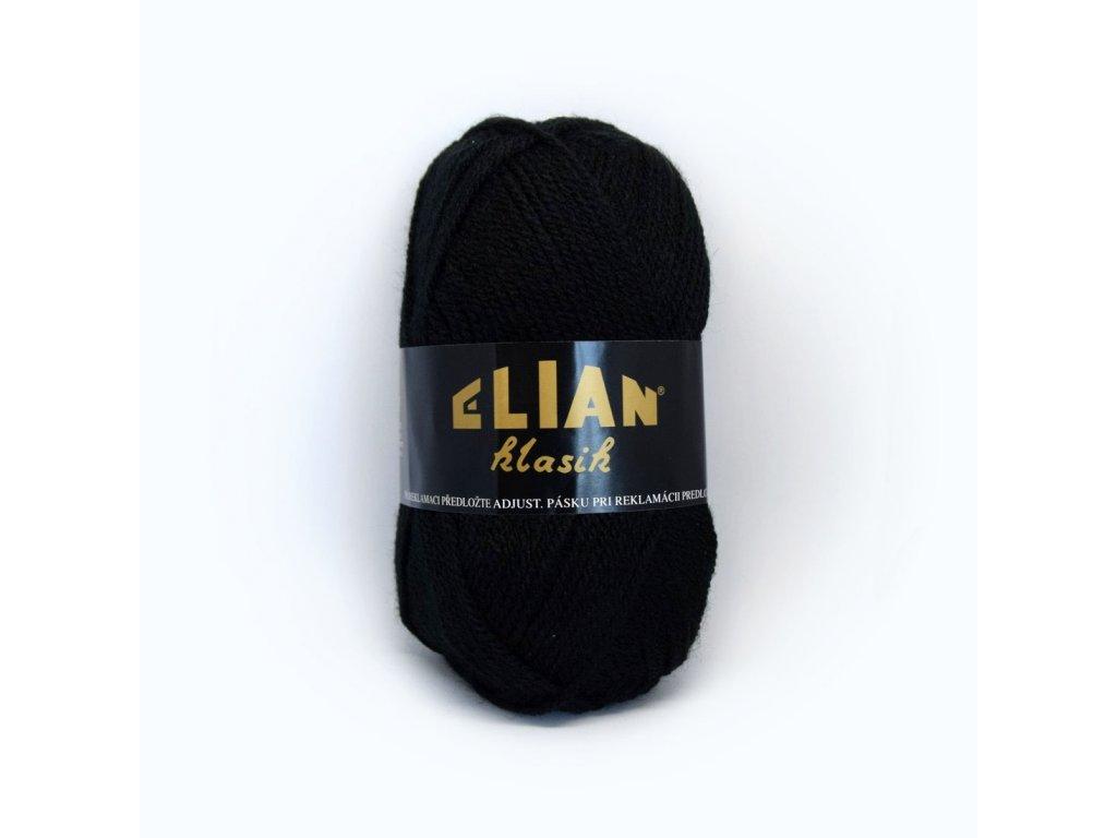 Elian Klasik 217 - černá