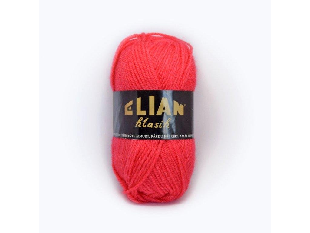 Elian Klasik 3276 - červená