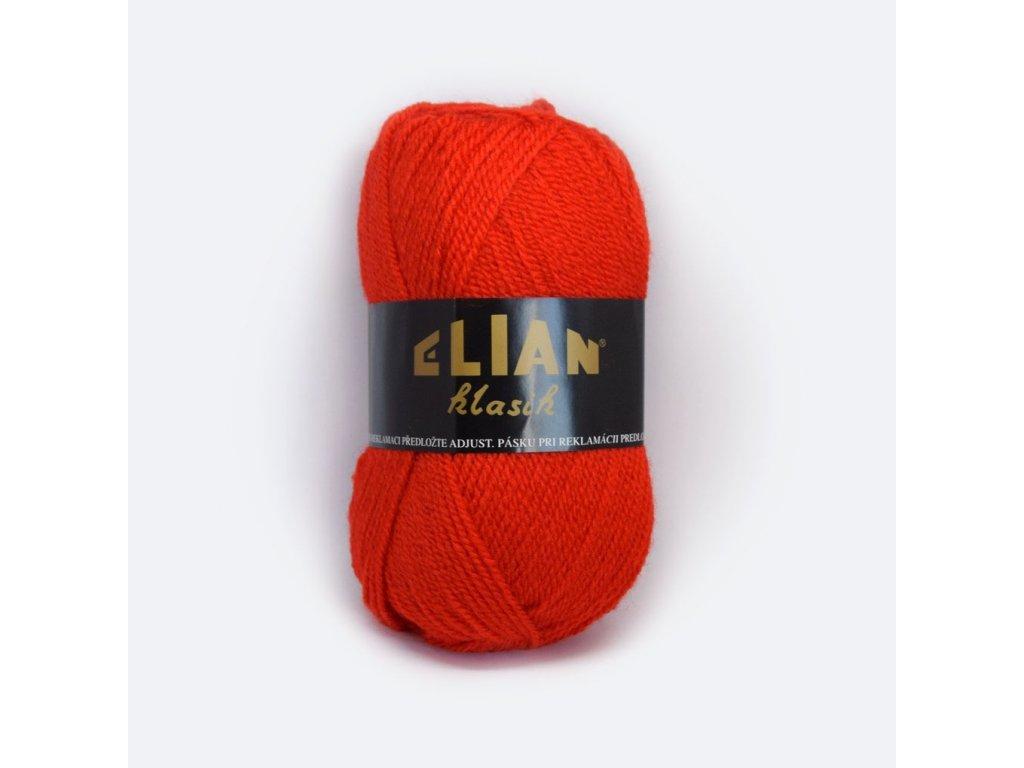 Elian Klasik 207 - červená