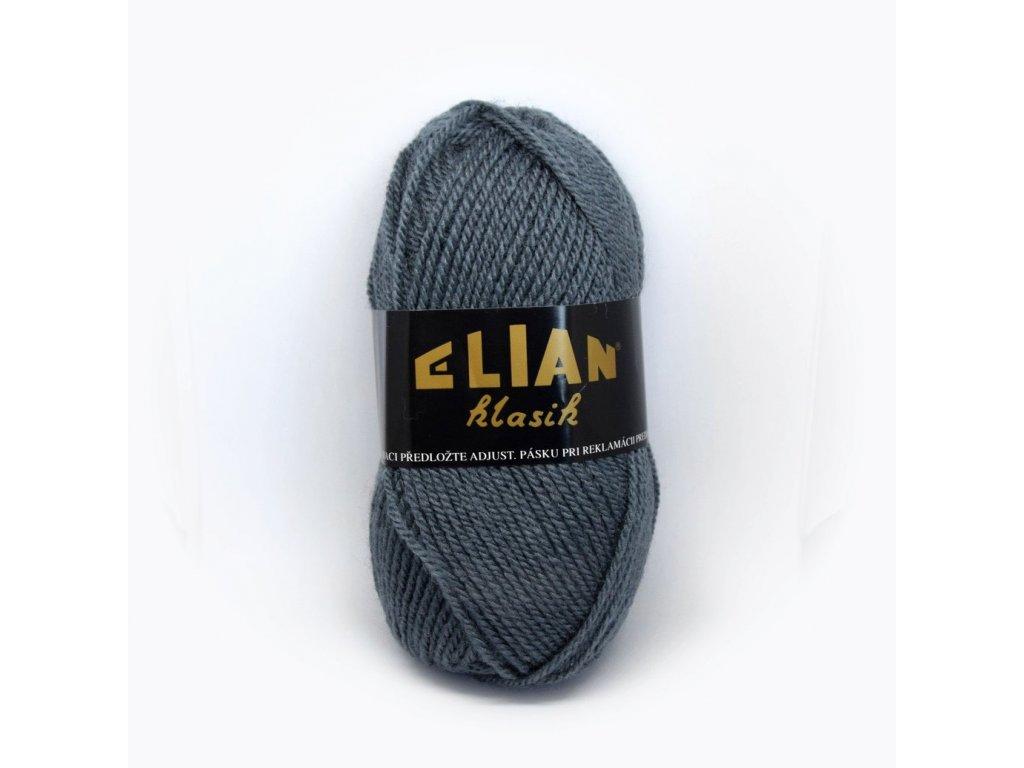 Elian Klasik 131 - šedá