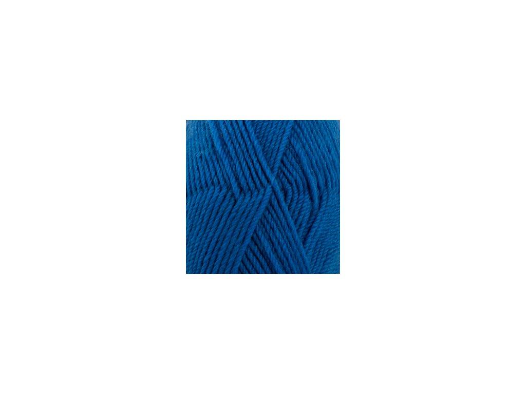 DROPS Karisma uni colour 07 - modrá