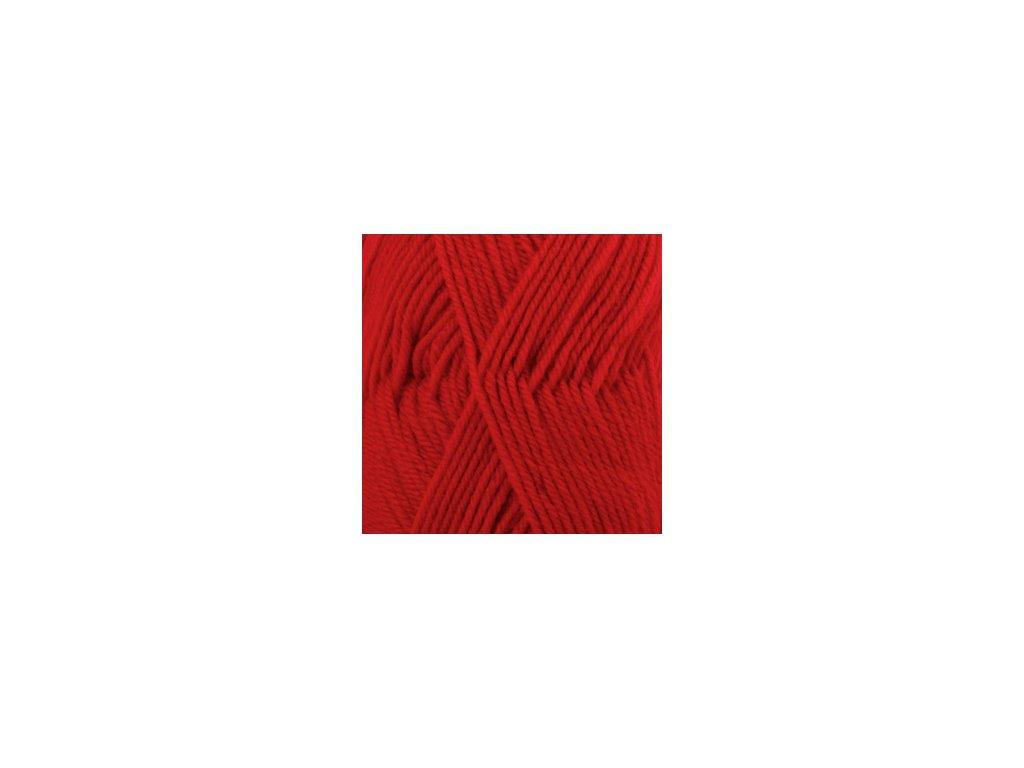 DROPS Karisma uni colour 18 - červená