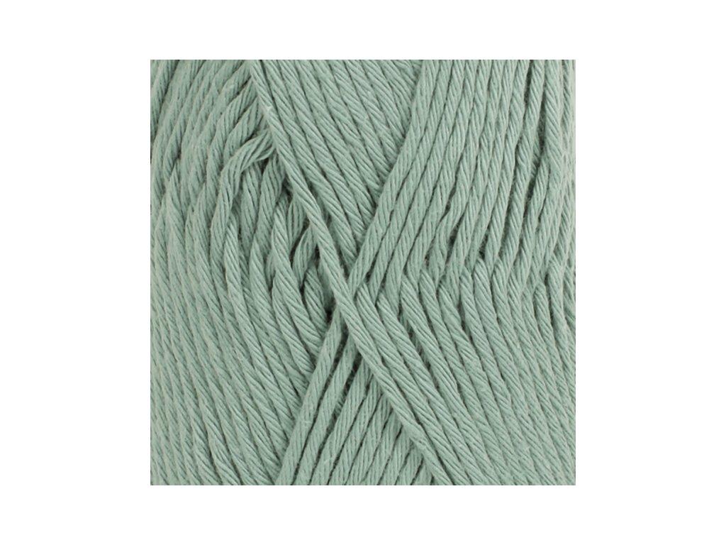 DROPS Paris uni colour 62 - zelená šalvěj
