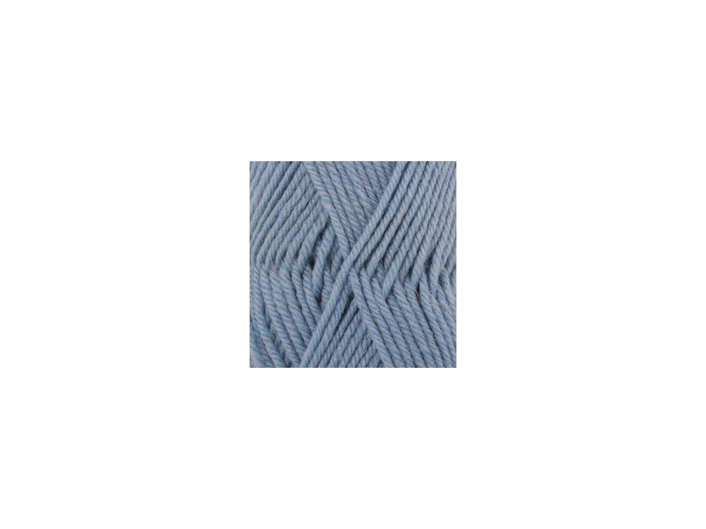 DROPS Karisma uni colour 30 - světle džínově modrá