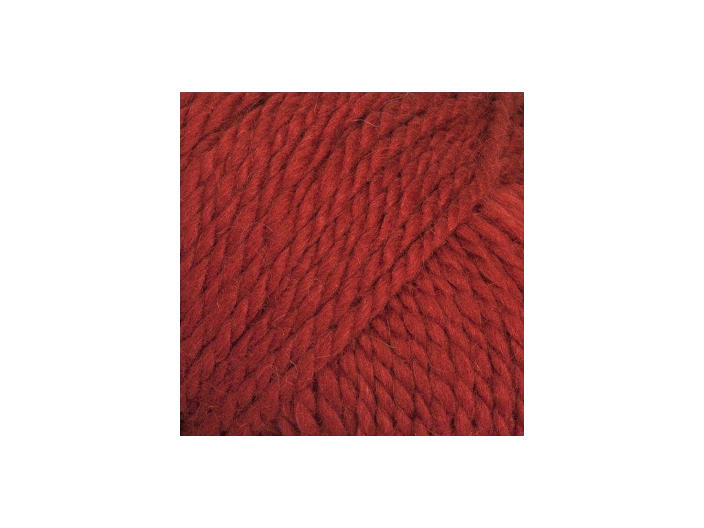 DROPS Andes uni colour 3620 - červená