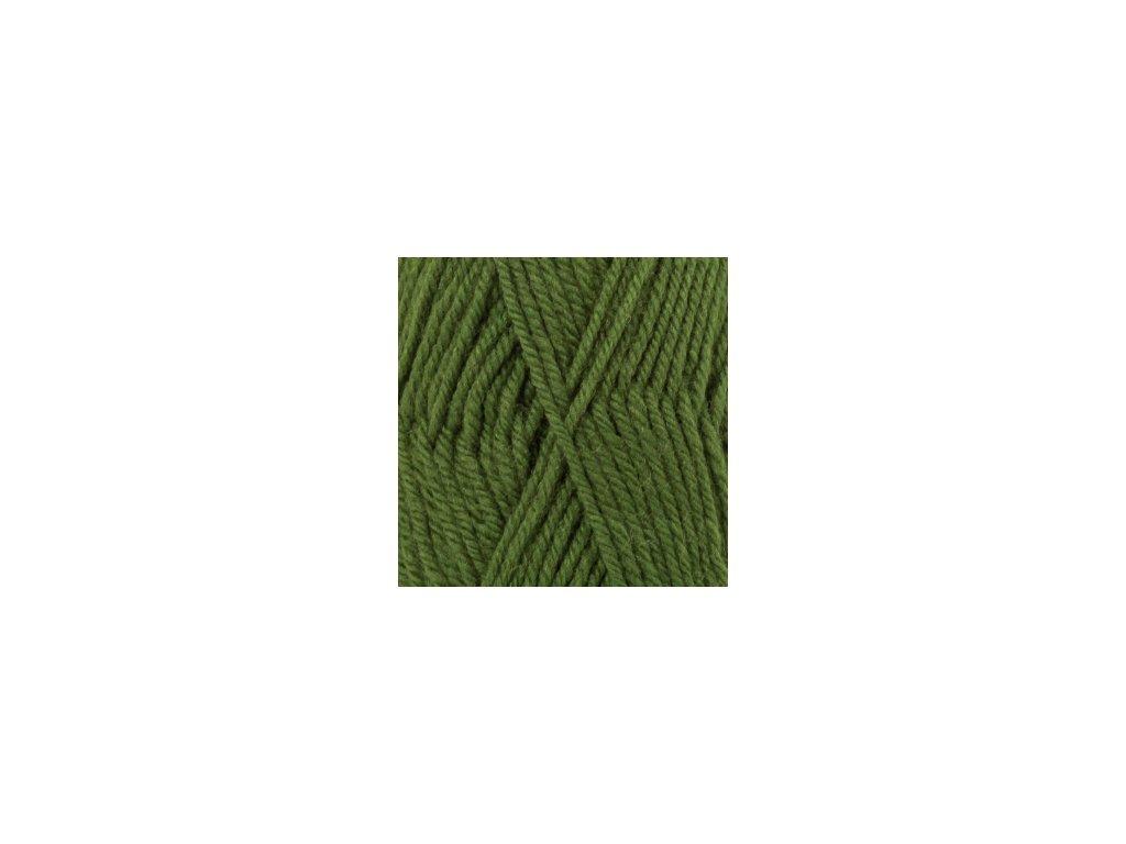 DROPS Karisma uni colour 47 - zelená