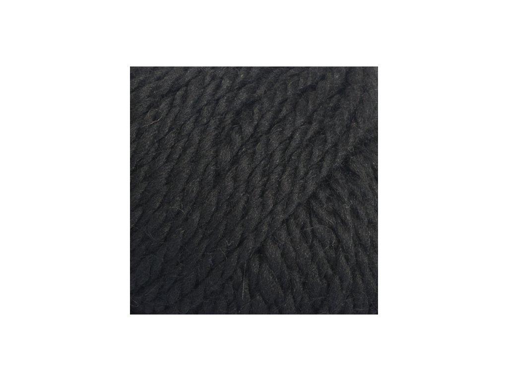 DROPS Andes uni colour 8903 - černá