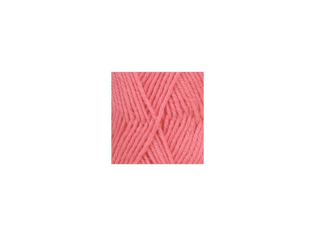 DROPS Karisma uni colour 78 - korálová