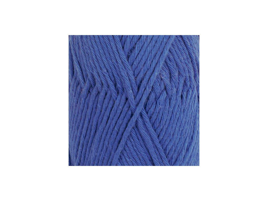 DROPS Paris uni colour 09 - modrá