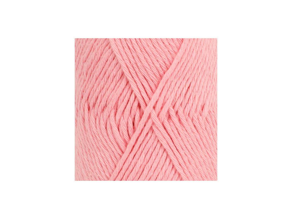 DROPS Paris uni colour 20 - světlá růžová