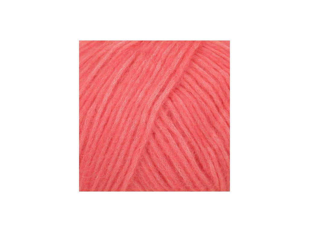 DROPS Air uni colour 20 - růže
