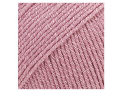 DROPS Cotton Merino uni colour 04 - lila