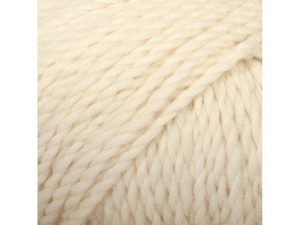 DROPS Andes uni colour 0100 - smetaová