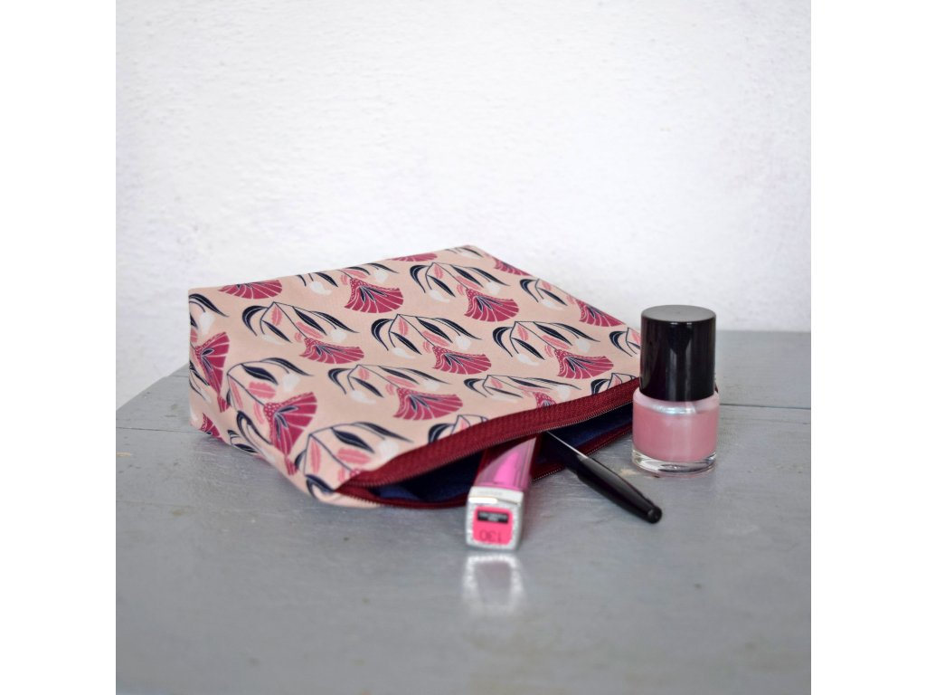 Kosmetická taštička - svlačec