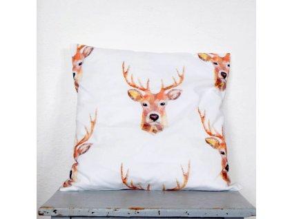 Polštář - jeleni