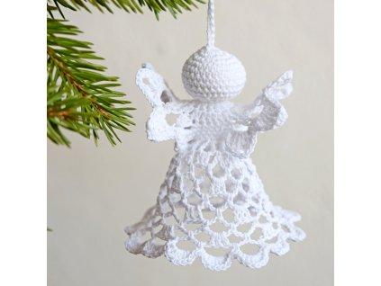 Vánoční andílek