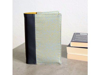 Obal na knihu - zlaté puntíky