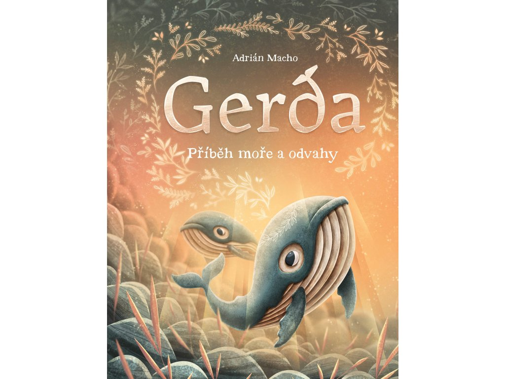Gerda, Příběh moře a odvahy