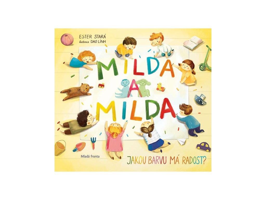 Milda a Milda – Jakou barvu má radost