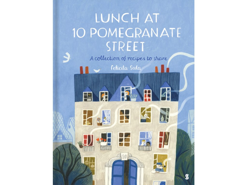 Lunch at 10 Pomegranate Street