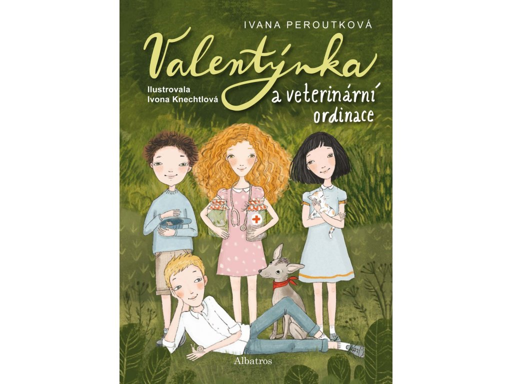 Valentýnka a veterinární ordinace