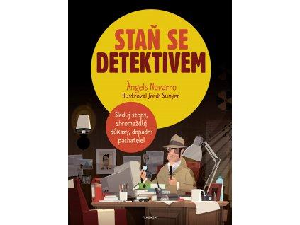 Staň se detektivem