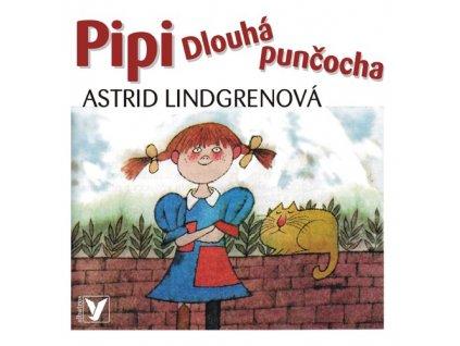 Pipi Dlouhá punčocha (audiokniha)